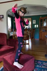Ninja-girl